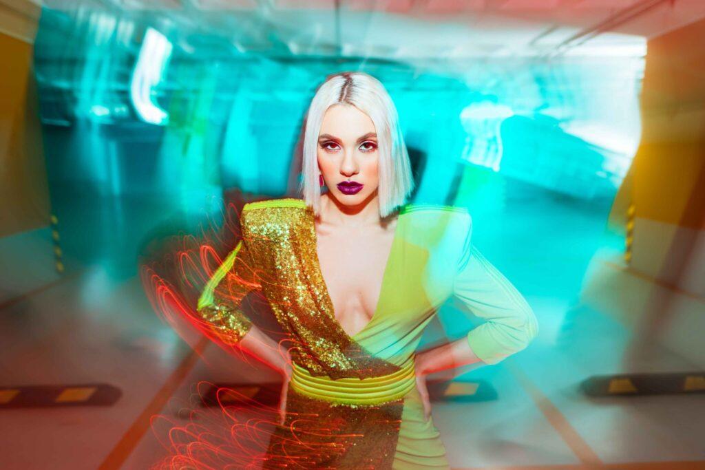 Joanne - Twist In My Sobriety - Backstage