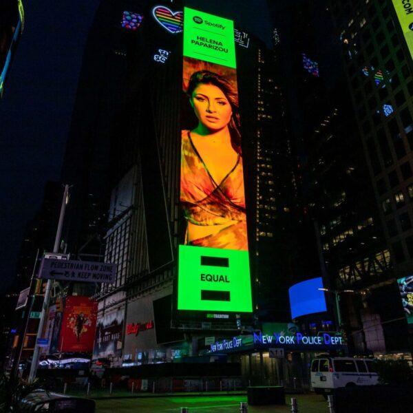 Helena Paparizou - Times Square